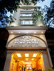 Roseland Point Hotel