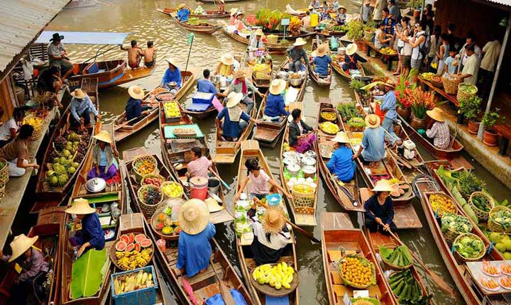MEKONG DELTA — CAI BE FLOATING MARKET (Full day)
